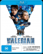Win 1 of 5 copies of 'Valerian And The City Of A Thousand Planets' on Blu-ray