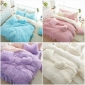 Win a Queen size Fluffy Bed Set