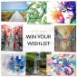 Win 1 of 5 Wall Art Prints packs (3 prints of your choice)
