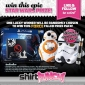 Win a Star Wars PS4 Console Bundle & Star Wars Merchandise