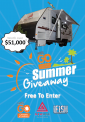 Win a New Age  Road Owl 18ft Caravan