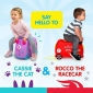 Win a Cassie or Rocco Trunki Kid's Ride-On Suitcase