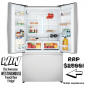 Win a Westinghouse 605L Stainless Steel French Door Refrigerator