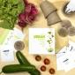 Win 1 of 5 Vegetable/Herbs DIY Grow Kits