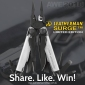 Win a Limited Edition Leatherman Surge Tool