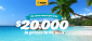 Win a $10K Holiday, $1000 Travel Vouchers or 1 of 70 Pope Products