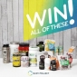Win a Supplements & Workout Products Bundle
