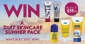 Win 1 of 3 DUÍT Skincare Summer Packs