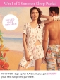 Win 1 of 5 Summer Sleepwear Packs