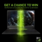 Win an Aero 15 GTX 1070 Gaming Laptop