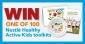 Win 1 of 100 Nestlé Healthy Active Kids Toolkits
