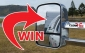 Win a set of Clearview Towing Mirrors