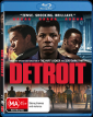 Win 1 of 5 copies of 'Detroit' on Blu-ray