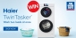 Win a Haier TwinTasker™ Washing Machine or 1 of 3 Good Guys $50 Gift Cards