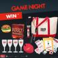 Win 1 of 10 'Game Night' Merchandise Packs