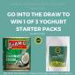 Win 1 of 3 Kultured Wellness Yogurt Starters & Cartons of Ayam Coconut Cream