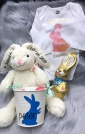 Win a Personalised Easter Bunny, Bucket, Onesie & Shirt