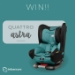 Win an InfaSecure Quattro Astra in Aqua
