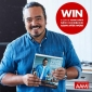 Win 1 of 8 signed copies of Adam Liaw's New Cookbook 'Asian After Work'