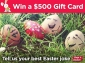 Win a $500 Woolworths Gift Card