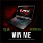 Win a MSI Stealth Pro Gaming Notebook