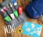 Win a Backpack & Toiletry Bag filled with Weleda Skincare Products