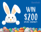 Win 2 x $100 Retail Gift Cards