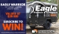 Win an Eagle Warrior 12FT Hybrid Camper Trailer