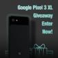 Win a 128GB Google Pixel 3 XL Smartphone