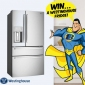 Win a Westinghouse 702L French Door Fridge