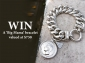 Win a Sterling Silver Big Mama Bracelet with Aussie Florin Coin