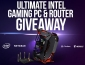 Win a Mwave Gaming PC & Netgear Nighthawk Gaming Router