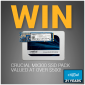 Win a Crucial Memory  MX300 SSD pack
