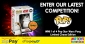 Win 1 of 4 POP! Vinyl Star Wars Porg Limited CHASE Edition