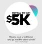 Win a $5000 VISA Gift Card