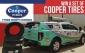 Win a Set of 4 Cooper Tires