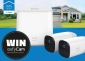 Win a Security Camera Package