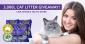Win 1 of 125 x 24 Litres of Cat Litter