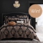 Win a QS Quilt Cover Set Bedroom Package