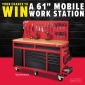 Win a Milwaukee 61-inch Mobile Work Station