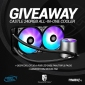 Win an All-In-One CPU Liquid Cooler + PC Case Fans & Mousepad
