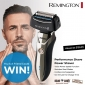 Win a Remington Performance Electric Shaver for you + one for a friend