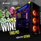 Win a Custom Built Gaming PC