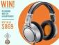 Win a pair of Neumans Closed Dymanic Studio Headphones
