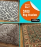 Win a $400 Haggle Co. Rug Voucher