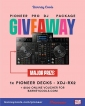 Win a Pioneer DJ Controller + a $500 Barney Cools (Clothing & Accessories) Online Voucher
