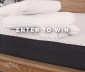 Win a Queen Size Mattress + Sheet Set & 2 Pillows