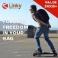 Win a Linky Foldable Electric Longboard