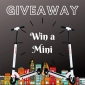 Win a Mini Electric Scooter