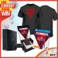 Win a Playstation 4 Console + 'Control' Game & Merchandise